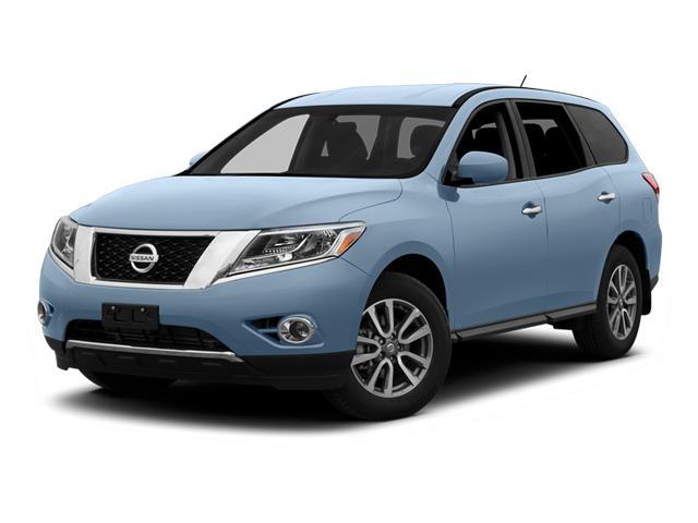 2013 Nissan Pathfinder Vehicle Photo in Avon, CT 06001