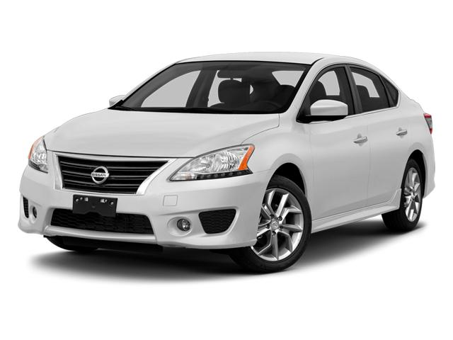 2013 Nissan Sentra Vehicle Photo in Lees Summit, MO 64086
