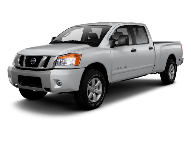 2013 Nissan Titan Vehicle Photo in Moon Township, PA 15108