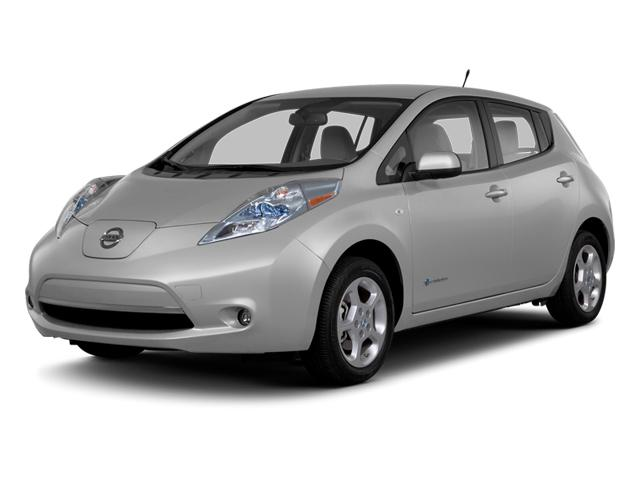 2013 Nissan LEAF Vehicle Photo in Portland, OR 97225