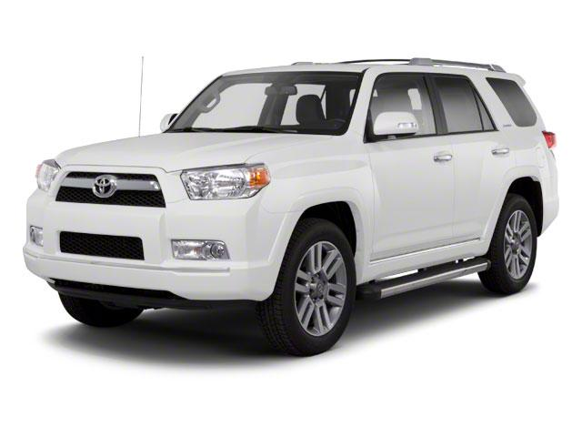 2013 Toyota 4Runner Vehicle Photo in Knoxville, TN 37912