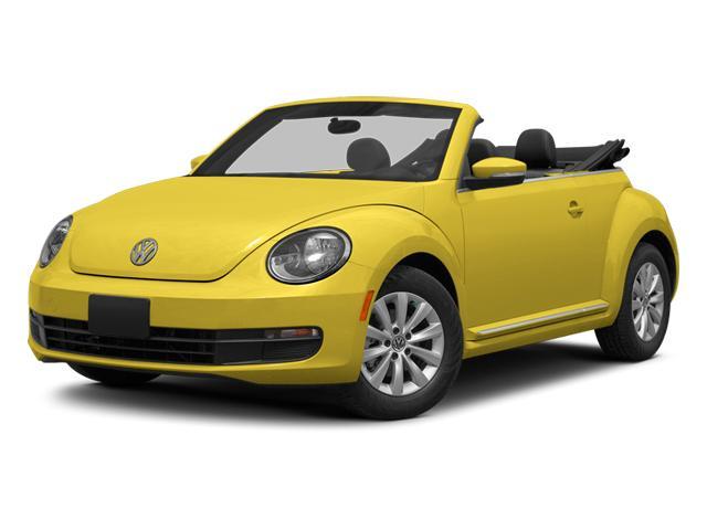 2013 Volkswagen Beetle Convertible Vehicle Photo in Medina, OH 44256
