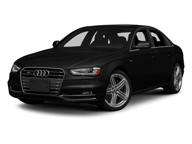2014 Audi S4 Vehicle Photo in Portland, OR 97225