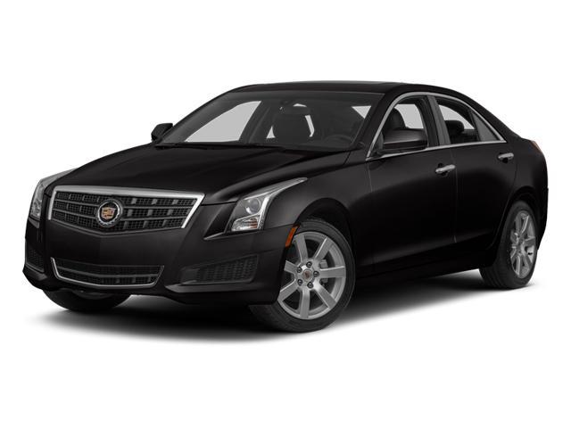 2014 Cadillac ATS Vehicle Photo in Houston, TX 77090