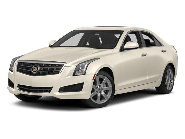 2014 Cadillac ATS Vehicle Photo in Akron, OH 44303