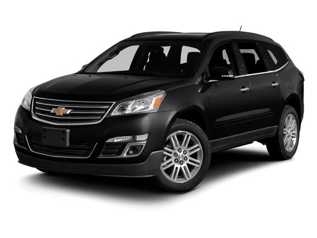 2014 Chevrolet Traverse Vehicle Photo in Joliet, IL 60586