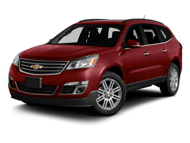 2014 Chevrolet Traverse Vehicle Photo in Vincennes, IN 47591
