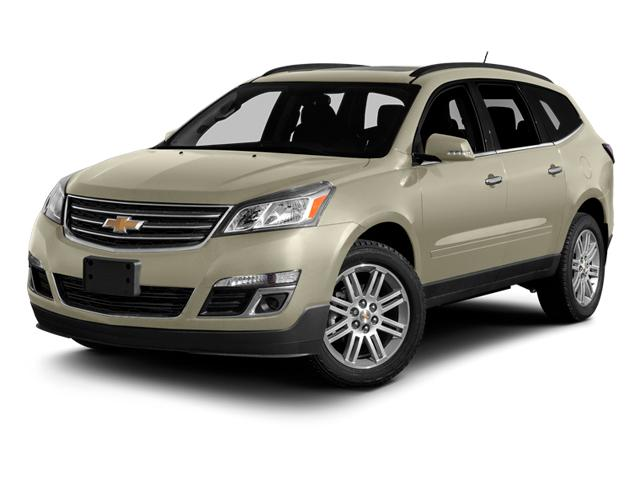 2014 Chevrolet Traverse Vehicle Photo in Napoleon, OH 43545