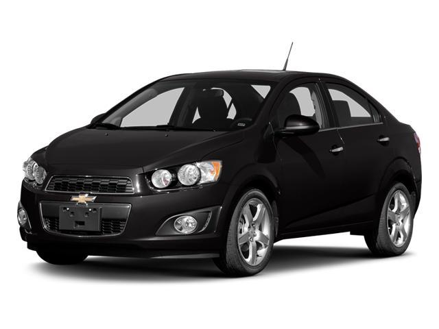 2014 Chevrolet Sonic Vehicle Photo in Joliet, IL 60586