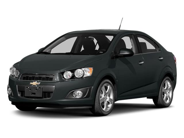 2014 Chevrolet Sonic Vehicle Photo in Plainfield, IL 60586