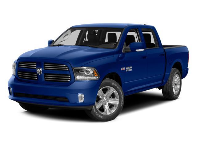 2014 Ram 1500 Vehicle Photo in Casper, WY 82609