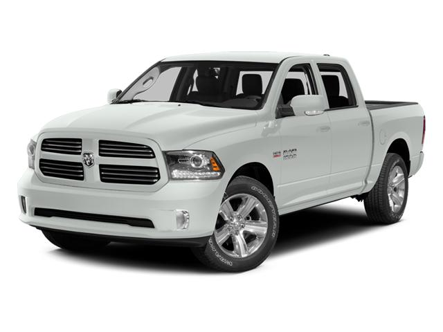 2014 Ram 1500 Vehicle Photo in Spokane, WA 99207