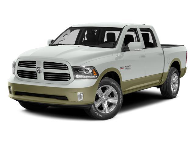 2014 Ram 1500 Vehicle Photo in San Antonio, TX 78257