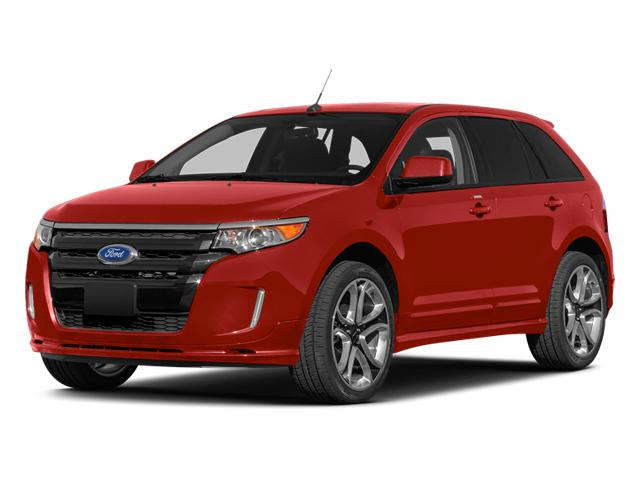 2014 Ford Edge Vehicle Photo in Boyertown, PA 19512