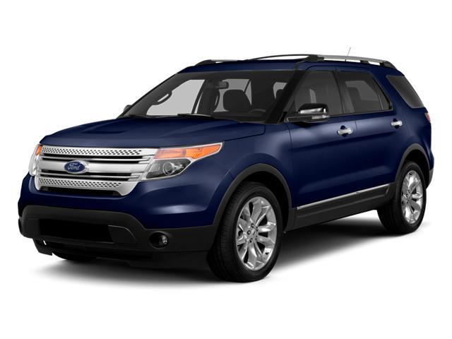2014 Ford Explorer Vehicle Photo in Pleasanton, CA 94588
