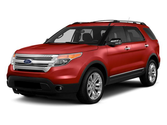 2014 Ford Explorer Vehicle Photo in San Antonio, TX 78238