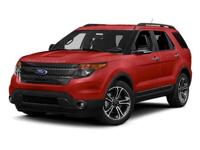 2014 Ford Explorer Vehicle Photo in Vincennes, IN 47591