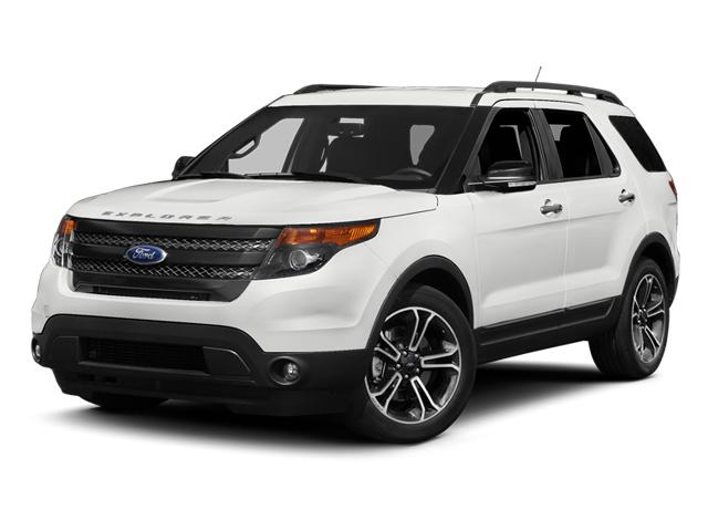 2014 Ford Explorer Vehicle Photo in Columbia, TN 38401
