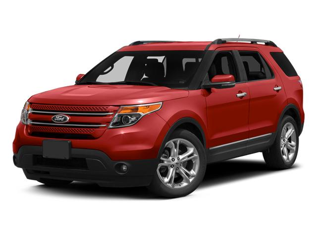 2014 Ford Explorer Vehicle Photo in Corsicana, TX 75110