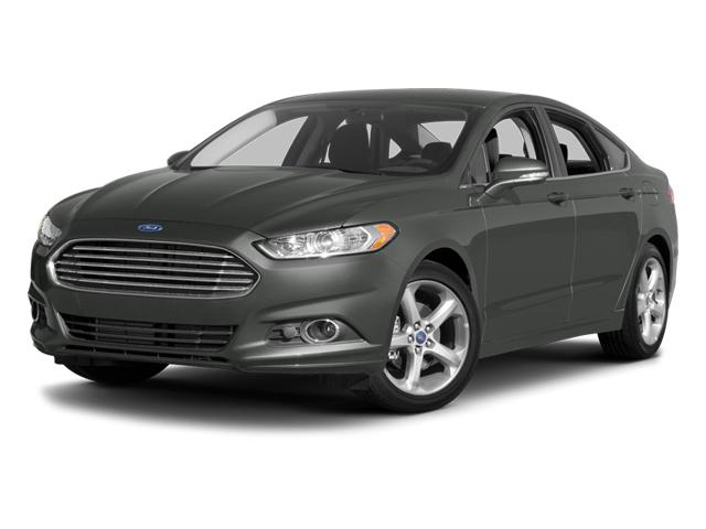 2014 Ford Fusion Vehicle Photo in Boyertown, PA 19512