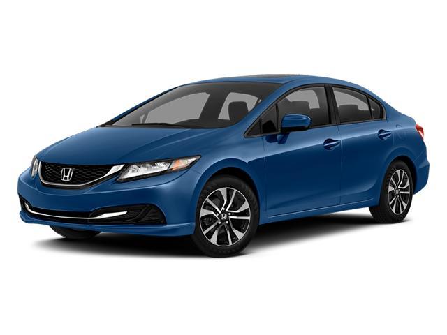 2014 Honda Civic Sedan Vehicle Photo in Bowie, MD 20716
