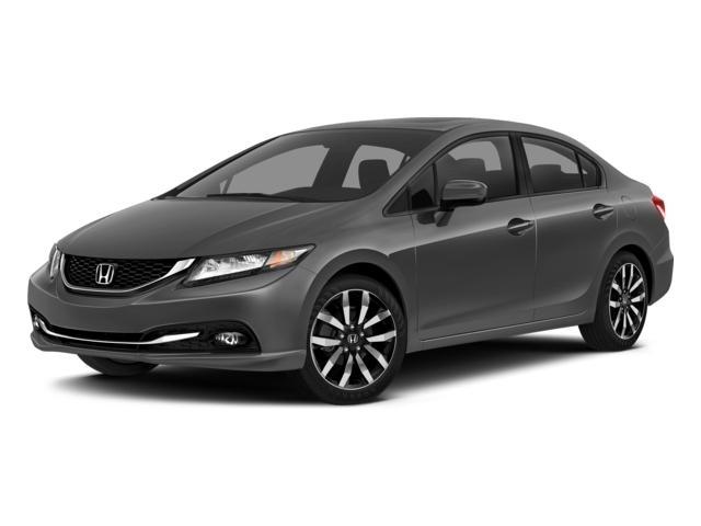 2014 Honda Civic Sedan Vehicle Photo in San Angelo, TX 76901