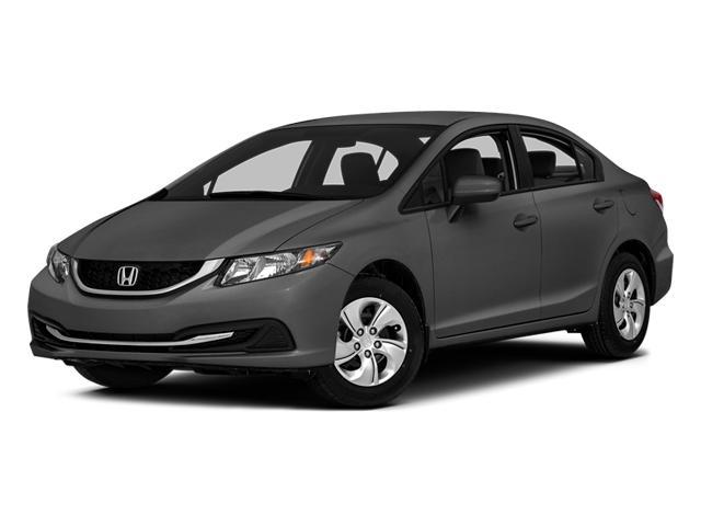 2014 Honda Civic Sedan Vehicle Photo in Tulsa, OK 74133