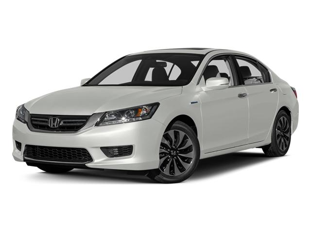 2014 Honda Accord Hybrid Vehicle Photo in Greensboro, NC 27405