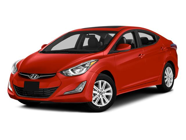 2014 Hyundai Elantra Vehicle Photo in Edinburg, TX 78539