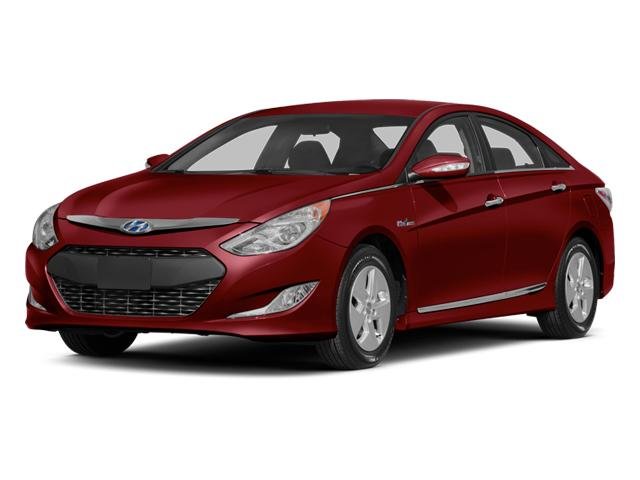 2014 Hyundai Sonata Hybrid Vehicle Photo in Charleston, SC 29407