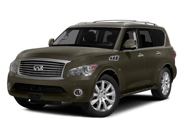 2014 INFINITI QX80 Vehicle Photo in Midland, TX 79703