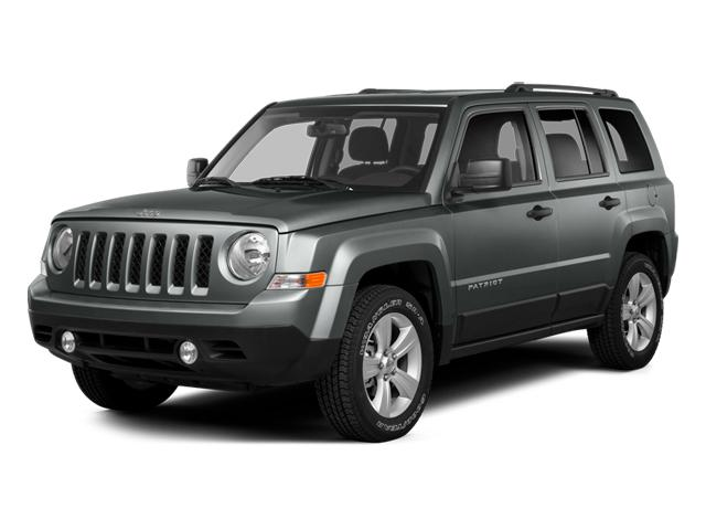 2014 Jeep Patriot Vehicle Photo in San Angelo, TX 76903