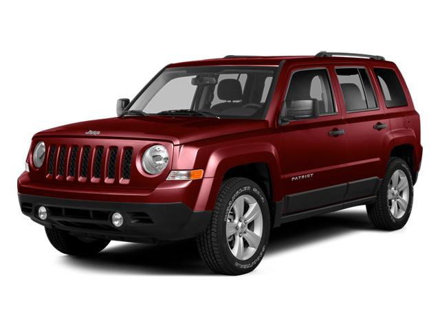 2014 Jeep Patriot Vehicle Photo in San Angelo, TX 76901