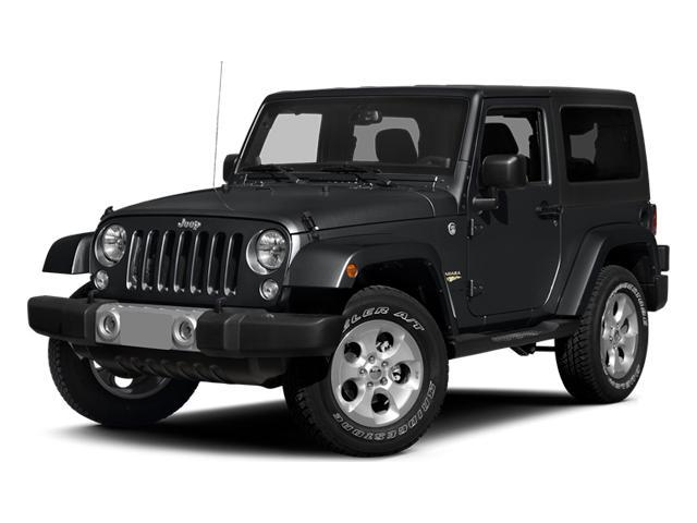 2014 Jeep Wrangler Vehicle Photo in San Angelo, TX 76901