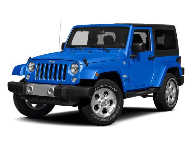 2014 Jeep Wrangler Vehicle Photo in North Charleston, SC 29406
