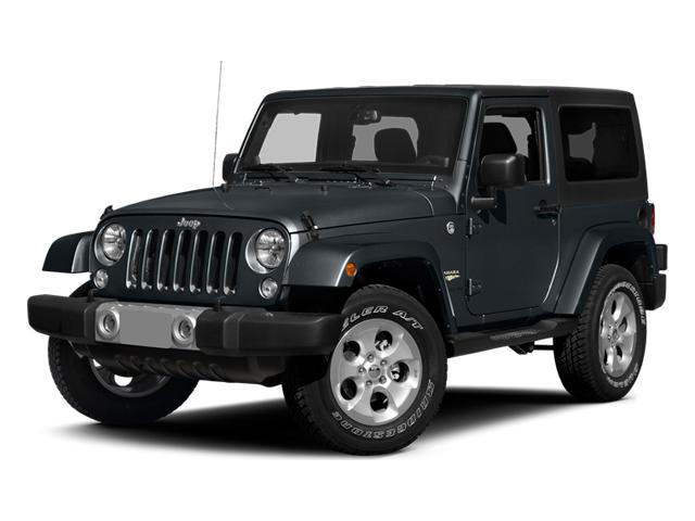 2014 Jeep Wrangler Vehicle Photo in San Antonio, TX 78257