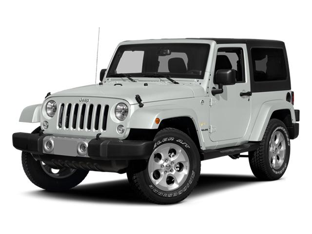Bright White Clearcoat 2014 Jeep Wrangler Used Suv For Sale In New Orleans P6577