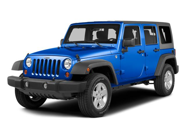 2014 Jeep Wrangler Unlimited Vehicle Photo in Cary, NC 27511