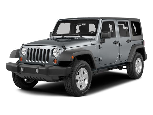 2014 Jeep Wrangler Unlimited Vehicle Photo in San Antonio, TX 78257