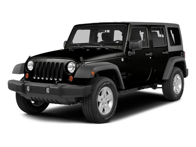 2014 Jeep Wrangler Unlimited Vehicle Photo in Houston, TX 77074