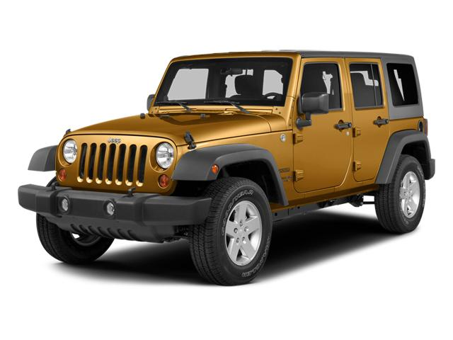 2014 Jeep Wrangler Unlimited Vehicle Photo in Carlisle, PA 17015