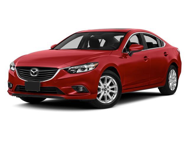 2014 Mazda Mazda6 Vehicle Photo in Baton Rouge, LA 70809