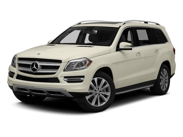 2014 Mercedes-Benz GL-Class Vehicle Photo in Charleston, SC 29407