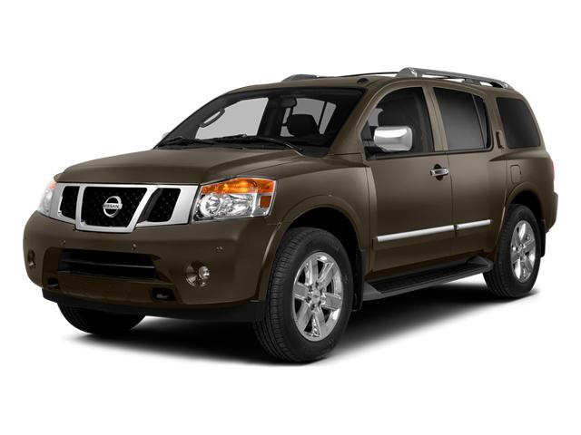 2014 Nissan Armada Vehicle Photo in Temple, TX 76502
