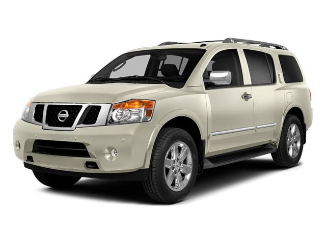 2014 Nissan Armada Vehicle Photo in Warrensville Heights, OH 44128