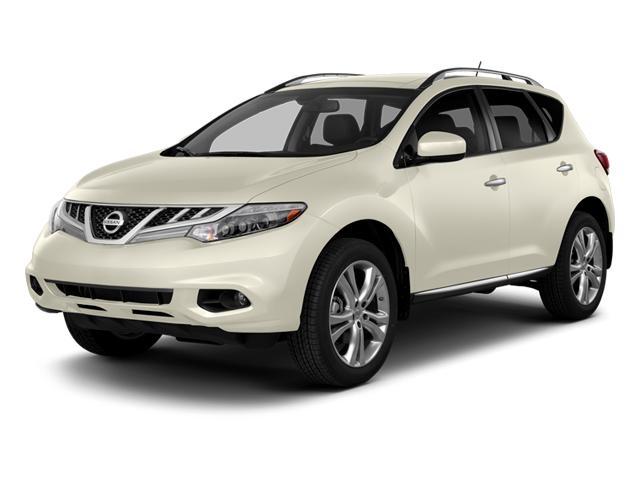 2014 Nissan Murano Vehicle Photo in Columbia, TN 38401