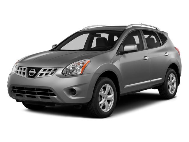 2014 Nissan Rogue Select Vehicle Photo in Edinburg, TX 78539