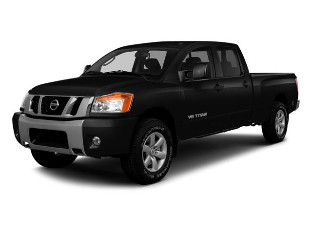 2014 Nissan Titan Vehicle Photo in Cape May Court House, NJ 08210