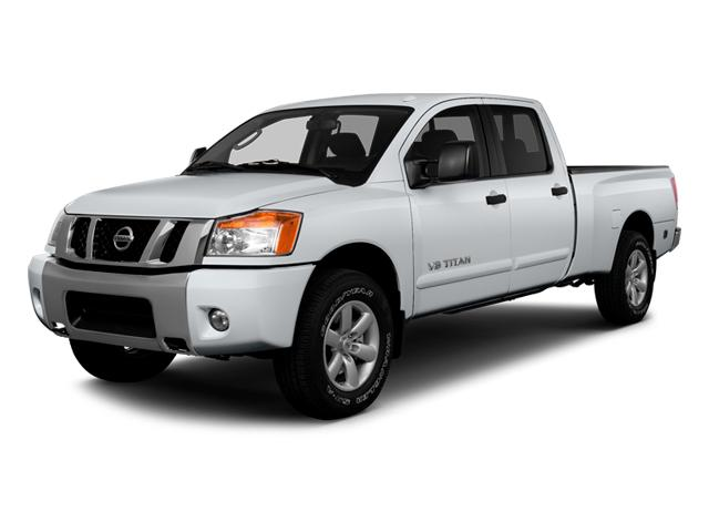2014 Nissan Titan Vehicle Photo in Emporia, VA 23847