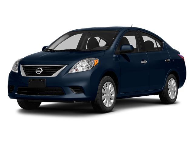 2014 Nissan Versa Vehicle Photo in Detroit, MI 48207